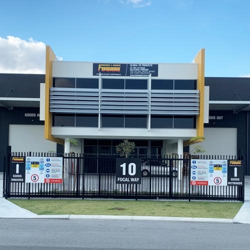 Fusion Plast Australia Western Australia Depot